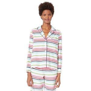 {Kate Spade} stripe pajamas - Adorable 💕